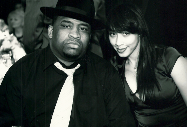 Patrice and Von Decarlo at Opie's Wedding