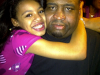 Patrice with Stepdaughter MiMi