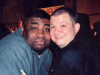 Patrice and Jim Norton