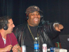 Patrice with Rich Vos