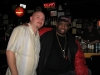 Me (Kenny D) w/ Patrice @ Stress Factory, New Brunswick, NJ Oct 2006.